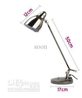 Desk L Bulb Size by 2019 Modern Simplicity European Iron Table L Arm