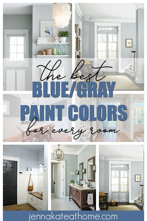 Bathroom Colors That Go With Grey by The Best Blue Gray Paint Colors Bedroom Paint Colors