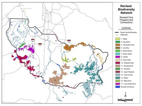 naturemapping pierce county biodiversity alliance