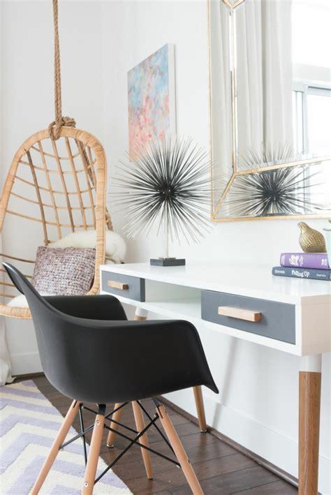 bureau chambre ado fille idées déco pour une chambre ado fille design et moderne