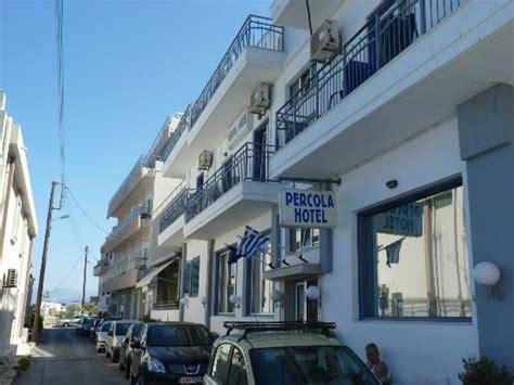 вход в отель photo de pergola hotel agios nikolaos tripadvisor