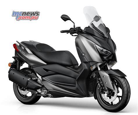 Yamaha X Max 2018 by 2017 Yamaha X Max 300 New Big Scoot From Yamaha Mcnews