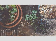 2015 desktop calendars minding my nest