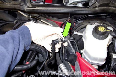 bmw  intake manifold replacement    pelican parts diy maintenance article