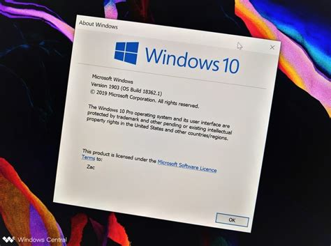 Major Changes Coming To Windows 10 In May 2019 Update