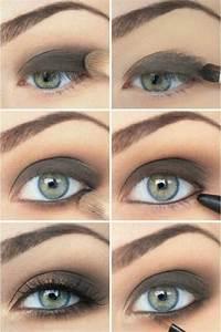 Apprendre A Se Maquiller Les Yeux : comment maquiller les yeux verts 50 astuces en photos et vid os maquillage pinterest ~ Nature-et-papiers.com Idées de Décoration