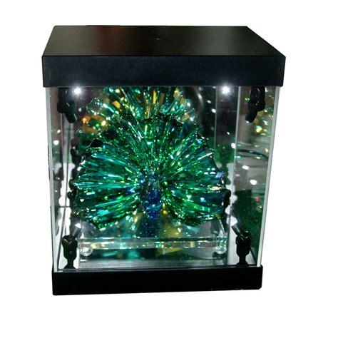 light box led display acrylic display case led light box for swarovski crystal