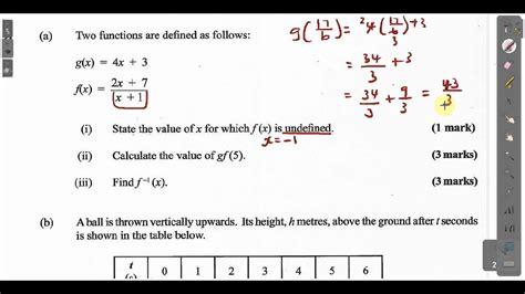 cxc csec maths  paper  question    exam