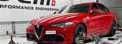 Alfa Romeo Giulia Qv Tuning