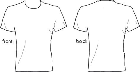 tshirt design template png tshirt template sketch psd official psds