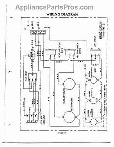Parts For Thermador Ph48hqs  Wiring Diagram Parts