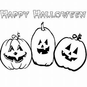 happy halloween coloring pages printable - fun free halloween coloring pages