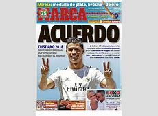 Cristiano Ronaldo extends contract at Real Madrid until