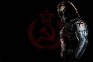 Captain America Winter Soldier Wallpaper - WallpaperSafari