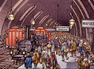Historical Articles And Illustrations  U00bb Blog Archive London Underground Began With The