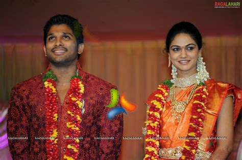 sneha gupta itc allu arjun sneha reddy wedding reception photos