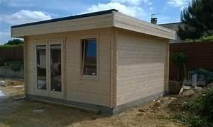 Abri De Jardin Metal 20m2 : abri de jardin toit plat 20m2 ~ Melissatoandfro.com Idées de Décoration