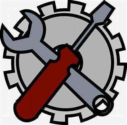 Mechanic Tools Clipart Title