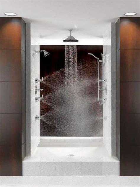 luxury shower designs demonstrating latest trends