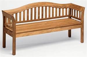 Gartenbank Teak 3 Sitzer : weish upl 3 sitzer bank viktorian teakholz gartenbank art jardin ~ Bigdaddyawards.com Haus und Dekorationen