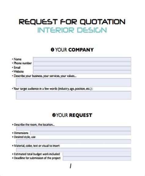 design quotation template word  psd google docs
