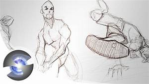 Figure Drawing Demo   Male