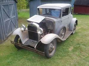 From A To Barn Find  1930 Model A Ford