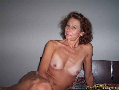 Amateur Mature Brunette Chick Stripping Off Xxx Dessert Picture 1