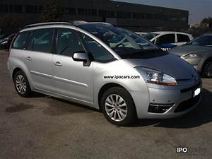 C4 Picasso 2009 : 2009 citroen c4 picasso 2 0 hdi 138 fap exclusive cmp 6 car photo and specs ~ Gottalentnigeria.com Avis de Voitures