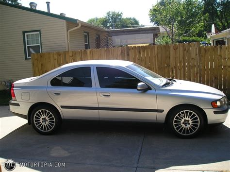 Volvo S60 2001 by 2001 Volvo S60 Information And Photos Zombiedrive