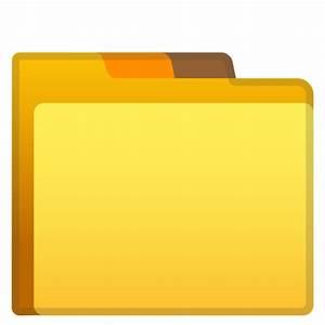 File Folder Emoji