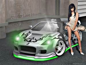 cool super cars with hot girls wallpapers 2011 car tuning - Super Cool Cars With Girls