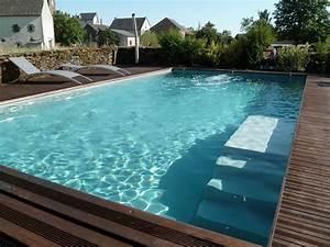 Escalier Pour Piscine Hors Sol : aveyron piscines construit votre piscine couloir de nage ~ Dailycaller-alerts.com Idées de Décoration