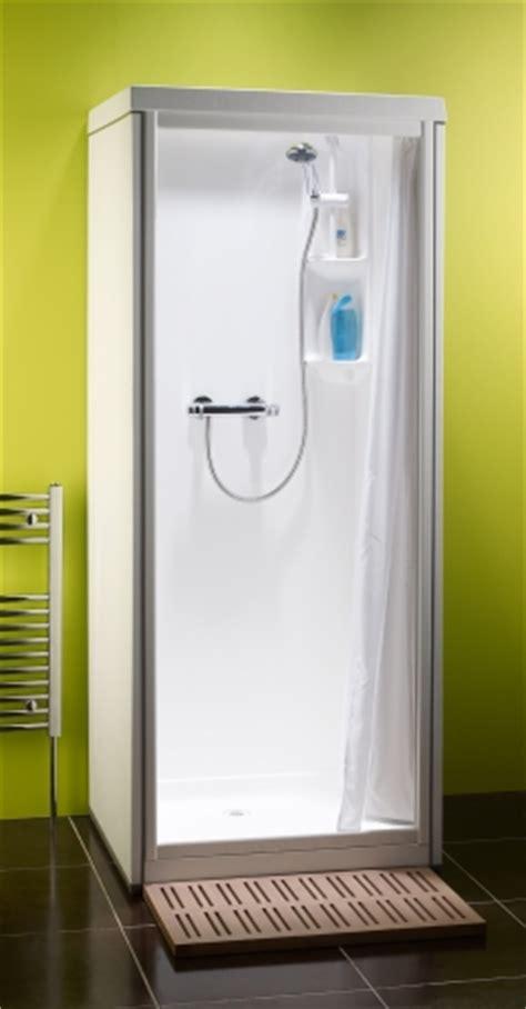 kubex kingston    sealed shower cubicle curtain