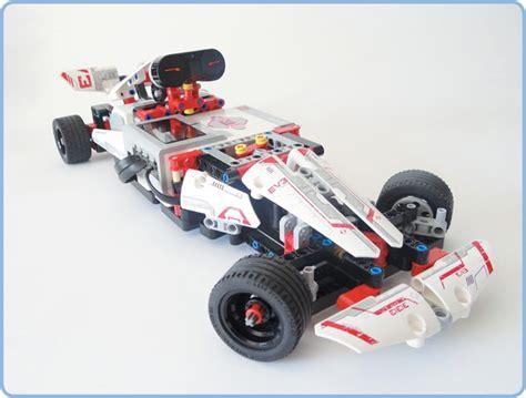 12. Formula EV3: a racing robot - The LEGO MINDSTORMS EV3