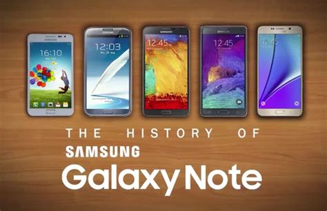 lets     samsung galaxy note series
