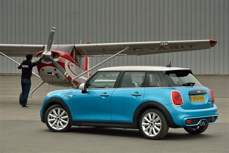 mini cooper sd 5 porte ha un diesel che va come una freccia motorage new generation
