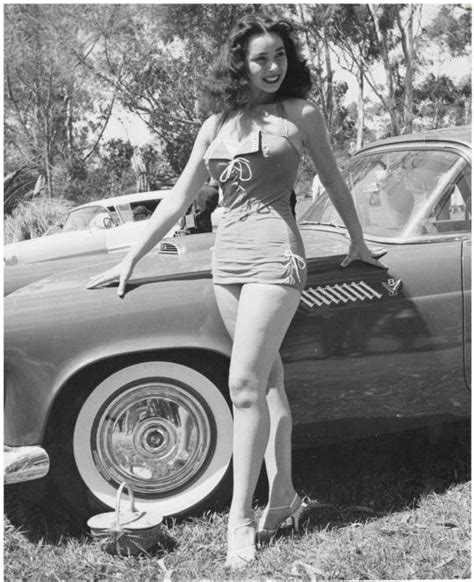 fiftiesville  young woman named georgia holt