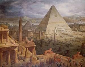 illuminate-eliminate: Painting of Ancient Egyptian ...