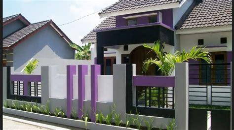 Merk Cat Tembok Pagar Luar 13 model pagar rumah minimalis terbaru 2018 desain rumah