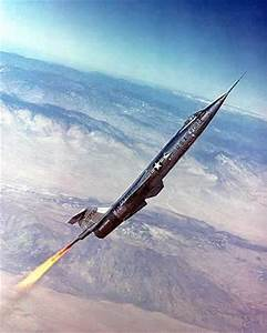 RC Jet - Lockheed F-104N Starfighter NASA
