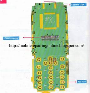 China Dual Sim Layout Diagram