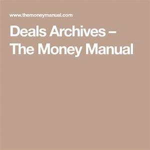 Deals Archives  U2013 The Money Manual