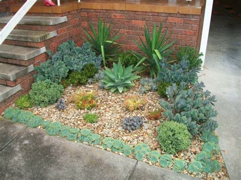 landscape planting ideas 47 succulent planting ideas with tutorials succulent garden ideas balcony garden web