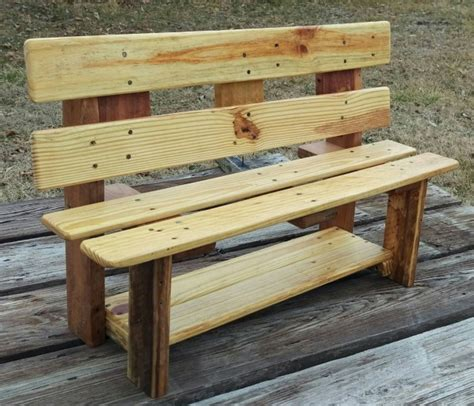genius handmade pallet wood furniture ideas