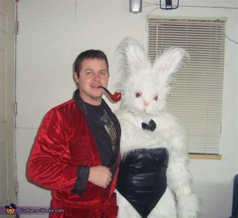 hef   playboy bunny centerfold couples halloween