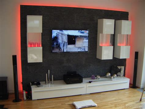tv an wand tv wand heimkino surround tv wand hifi forum de