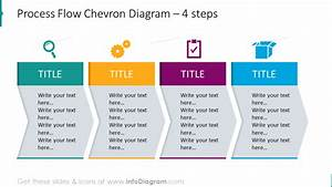 14 Flat Chevron Timeline Diagrams Progress Chart Steps Ppt