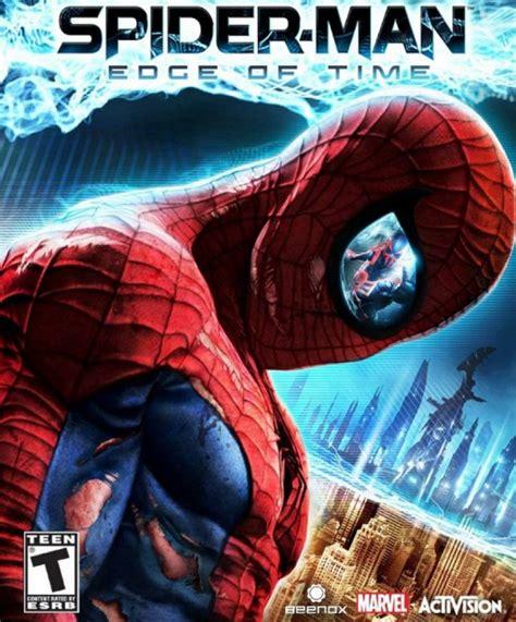 spider man edge  time game giant bomb
