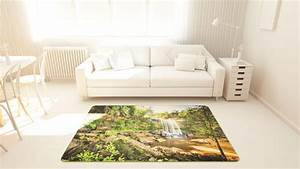 tapis salon vert 17 idees de decoration interieure With tapis salon vert